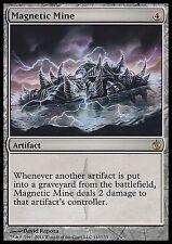 X4 Magnetic Mine -NM- Mirrodin Besieged MTG Magic Cards Artifact  Rare