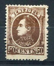 VENEZUELA 1880, timbre CLASSIQUE n° 27, SIMON BOLIVAR, neuf
