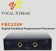 NEW FBC220P Advanced Feedback Suppression PA or Karaoke