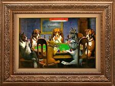 "Wall Mural - A Friend in Need (Dogs Playing Poker) by C.M. Coolidge - 24""x32"""