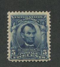 1902 United States Postage Stamp #304 Mint Never Hinged F/VF Original Gum