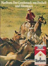 Marlboro Zigaretten - Reklame Werbeanzeige Original-Werbung 1973 (7)