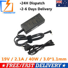 Adapter Charger for Samsung Ultrabook Series 9 NP900X3A NP900X3C NP740U3E Laptop