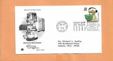HOUSEHOLD CONVENIENCES   SEP 10,1998 CLEVELAND CELEBRATING 20TH CENTURY FDC