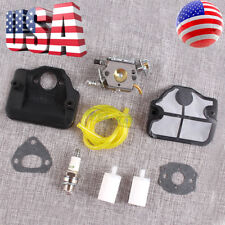 New Carburetor w/ Air Filter for Husqvarna Chainsaw 136 137 141 142 36 41 142E