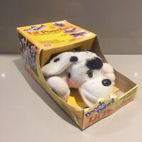 Playskool Vintage Lil Pooches Dog NRFB 1991 80s Pound Puppy Puppies Patrol Girl