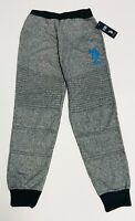 NWT U.S. Polo Assn. Boys' Sweat Pants Style#E7TK26TU Black or Turquoise Logo