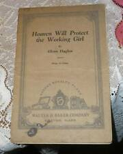 Heaven will Protect the Working Girl Comedy 1931 Hughes