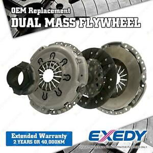 Exedy OEM Replacement DMF Clutch Kit Include CSC for Skoda Octavia RS 1Z