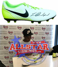 Marcus rashford signé Nike Football Boot voir la preuve Manchester United & COA