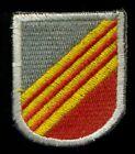 US Army 74th Infantry Regiment LRRP Vietnam Patch S-5