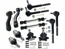 For Chevrolet Tahoe Ball Joints Tie Rods Sway Bar Links Idler Arm Kit 59249RT
