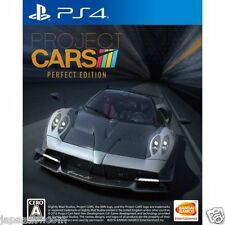 Project Cars Perfect Edition NAMCO SONY PS4 PLAYSTATION JAPANESE NEW JAPANZON
