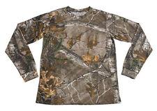 Mens Camo 100% Cotton Full Sleeve Hunting Zone Shirt Brand New HS
