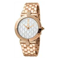 Just Cavalli Women's Watch only Time Collection Animals JC1L047M0115
