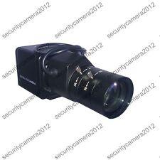 Mini Sony Effio-E 700TVL 6-60mm Manual ZOOM Lens HD CCTV Surveillance Camera OSD