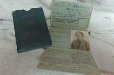Collectible Documents (1940-1959)