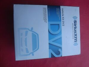 New XM OnyX  XDNX1V1 Dock & Play Vehicle Car Kit  Sirius KIT Model XADV2