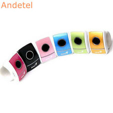 2.4G 1200DPI Mini Wireless Elf Finger Mouse Laser Micro Ring Rechargeable