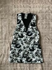 NWOT Free People Floral Silver Dress Size Small