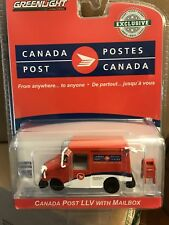 Greenlight  Hobby Exclusive  Canada Post LLV  Mail Delivery Truck