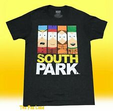 New South Park Characters Vintage Mens T-Shirt