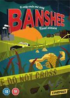 Banshee - Season 4 [DVD] [2016] [DVD][Region 2]