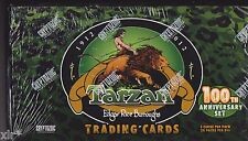 Tarzan 100th Anniversary Trading Cards Base Set of Collector Cards Cryptozoic