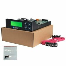 1-2-3-4-5 SATA Controller DVD CD Discs Copy Drive Duplicator System with Cables