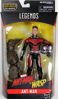 Marvel Legends ~ ANT-MAN (MOVIE) ACTION FIGURE ~ Cull Obsidian BAF Series