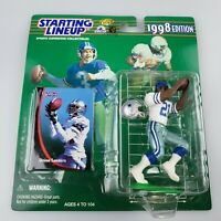 NIB 1998 Starting Lineup SLU NFL Deion Sanders - Dallas Cowboys Figure & Card