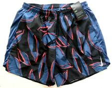"""NIKE CHALLENGER MEN RUNNING 7"""" LINED DRI FIT GRAPHIC SHORTS - CD0126-469 XL"""