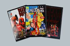 Marvel MEXICO New Mutants #98 Deadpool #1 Circle Chase FOIL REPRINTS