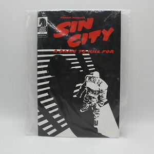Sin City Special Edition Dark Horse Comics Frank Miller A Dame To Kill For - New
