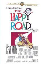 THE HAPPY ROAD - (1957 Gene Kelly) Region Free DVD - Sealed
