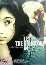 Let the Right One In (2008) DVD R0 Swedish Teen Vampire Romance