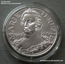 200 Korun EMPRESS MARIA THERESA - 2017 Czech Silver Coin