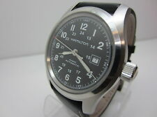 HAMILTON KHAKI FIELD AUTOMATIC WATCH Ref. H705450