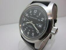 HAMILTON KHAKI FIELD AUTOMATIC WATCH Ref. H705450