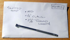 "Slotted Tension Rod [M5x4""] FOR Bass/Kick Drum ML15 (QTY: 1) - NICE!"