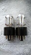 Супер аудио ламповый 1579 = 6SL7 = 6113 Супер редкие!!! 2 штуки.