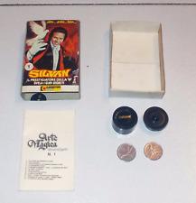 SILVAN MAGIC SHOP Raccolta completa Scatoline n. 1-12 Clementoni Giochi 1978