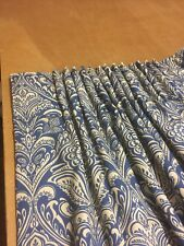 iliv Hathaway (William Morris Style) Interlined Curtains Made To Measure 5 Cols