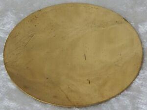 Metallscheibe Messing, Metallplätchen, Siebschutz, Räucherplättchen