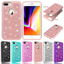Bling Glitter Hybrid Shockproof Back Case Cover For iPhone 11Pro SE2 X XR XS Max