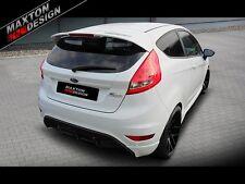 Ford Fiesta MK7 Sottoparaurti Posteriore Tuning maxton design 2008 > 2013 no res