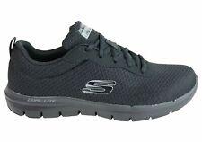 Skechers Sports Men's Flex Advantage 2.0 Dayshow Sneakers Trainers Shoes Black