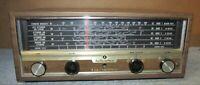 Vintage HALLICRAFTERS S-200 Legionnaire 5 Band Tube Radio SW J0318