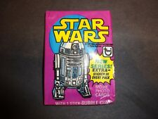 1977 Topps STAR WARS Series 3 Wax Pack Fresh From Box