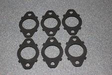 6x Diesel Exhaust Manifold Gasket Set 98-07 Dodge Cummins 5.9L 24V ISB Turbo
